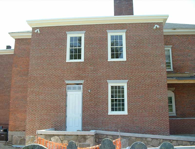 Amherst Town Hall Renovations – Amherst NH