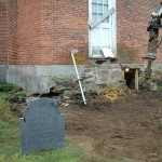 Amherst-Town-Hall-Exposed-Tombstones-Turnstone-Corporation