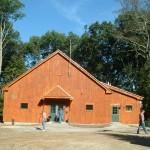 Coastal Conservation Center Finished Exterior Turnstone Corporation