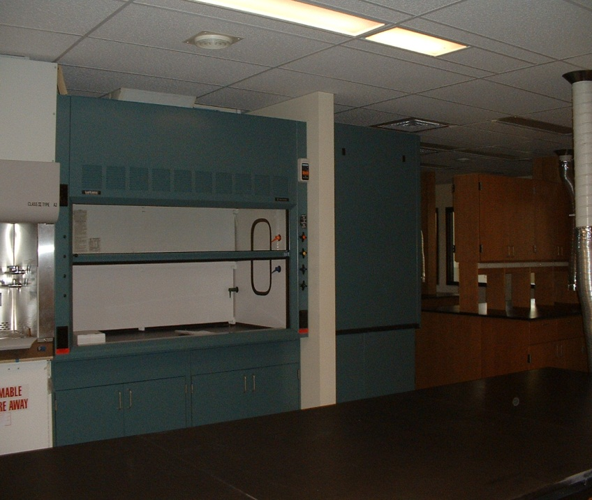 Department of Safety Laboratory Expansion
