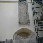 Hunt-Community-Building-Plaster-Walls-After-Turnstone-Corporation