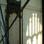Hunt-Community-Building-Plaster-Walls-Before-Turnstone-Corporation