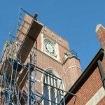 Hunt-Community-Building-Repointing-Clock-Turnstone-Corporation