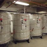 LEDU Solar Storage Tanks