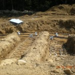 NH Vets Home Energy Enhancements Geothermal Construction Site Turnstone Corporation