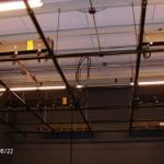 Nashua Public TV Station Design Build Ceiling Turnstone Corporation