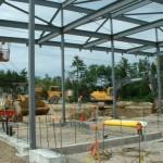 Salem Bus Facility Steel Structure Turnstone Corporation