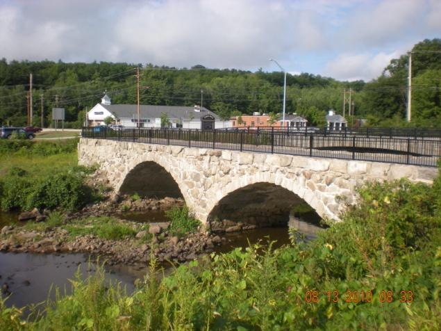Stone Arch Bridge Repairs